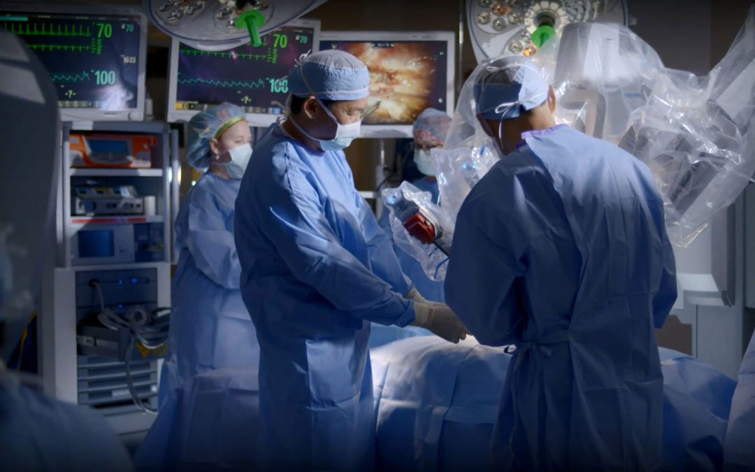 Robotic Heart Surgery – Center for Aortic Surgery