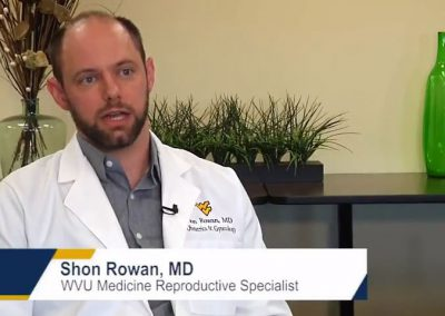 WVU Center for Reproductive Medicine: Helping Building Families