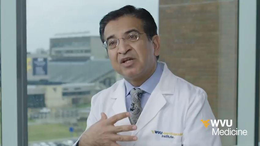 Lung Cancer Screening and Treatment at WVU Medicine