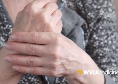 Treating Neuropathy at the WVU Medicine Center for Pain Management