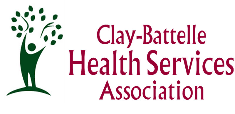 Clay Battelle Health Services Association logo